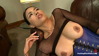 Dana Vespoli Banged By Kinky Machine