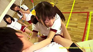 Cute Jav Idol Teens Bibi Yuna Ayu Fucked In The Gym Petite Girls With Small Tight Asses