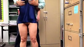 Naughty amateur wife strokes a dick and reveals her hot ass