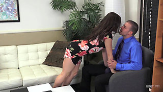 Kimber Woods getting hot anal sex