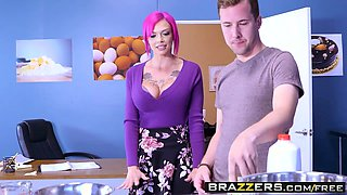 Brazzers - Big Tits at School - Anna Bell Pea