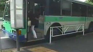 Japonaise bus