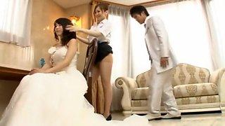 Father Fuck The Bride, Scene 3