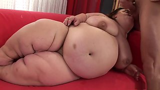 Incredible pornstar Gidget The Monster Midget in amazing swallow, fetish adult scene
