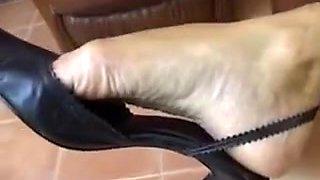 Incredible amateur Handjobs, POV porn scene