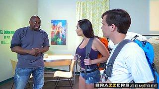 Brazzers - Baby Got Boobs - Karlee Grey and Prince Yashua - A Bottom Bunk Banging