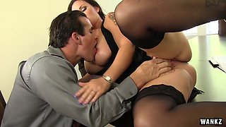 Maci Maguire Seduces Employee