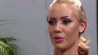 Nicole Aniston Lexi Swallow Hard n Firm