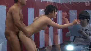 Japanese Young Housewife Fucked In The Other Side Of Magic Mirror