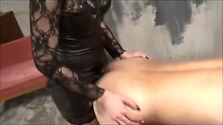 mistress and male slave