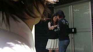 Horny Cock Sucking Japanese Wife Moans with Hardcre Sex